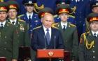 Tổng thống Putin được các chính trị gia phương tây khâm phục