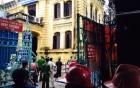 Sập nhà cổ ở Hà Nội: 2 nạn nhân tử vong, tạm dừng cứu hộ 10