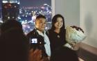 Chuyện tình 12 năm và màn cầu hôn tại khách sạn hạng sang của cặp đôi Sài Gòn gây sốt