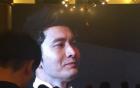 Huỳnh Hiểu Minh bật khóc trong hôn lễ