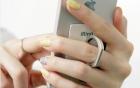 Nhẫn iRing tiện dụng cho người dùng smartphone