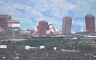 Video: Tòa nhà cao nhất Châu Âu sụp đổ trong 7 giây