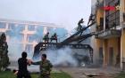 Đặc công Việt Nam, tay không hạ gục khủng bố