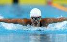 Ánh Viên không có đối thủ tại giải bơi quốc gia 2015