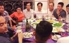 Lộ ảnh bố Hồ Ngọc Hà thân mật đi ăn cùng đại gia K.Nam Phi
