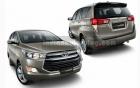 Lộ diện những hình ảnh đầu tiên của Toyota Innova 2016