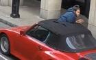 Rạch nóc siêu xe Porsche gần 2 tỷ để ăn trộm