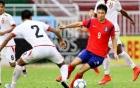 U19 Hàn Quốc giúp U21 HAGL nhen nhóm hy vọng đi tiếp