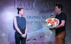 Ngô Thanh Vân uống rượu bằng bát trong buổi đóng máy phim Tấm Cám
