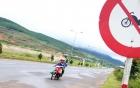 Đi xe máy vào đường cao tốc, bị phạt bao nhiêu?