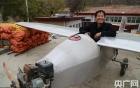 Người nông dân chế tạo máy bay gần 100 triệu