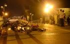 Thông tin mới về sức khỏe tài xế taxi nhảy cầu sau khi gây tai nạn liên hoàn