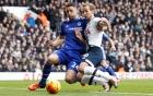 Tottenham 0-0 Chelsea: Derby bất phân thắng bại