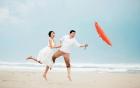 Lam Trường khoe ảnh ngọt ngào bên vợ sau 1 năm kết hôn