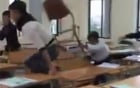Hà Nội: 5 nam sinh đánh bạn ngay trên giảng đường đại học