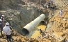 Lãnh đạo Vinaconex phủ nhận đường ống nước sông Đà gặp sự cố 3