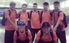 Vừa đến Qatar, U23 Việt Nam lập tức lao vào luyện tập 3