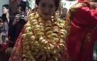 Choáng váng đám cưới ngập vàng của thiếu gia 9x