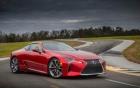 Lexus cho ra mắt xe thể thao LC500 mới