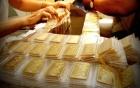 Giá vàng hôm nay 16/1: giá vàng SJC giảm 100.000 đồng/lượng