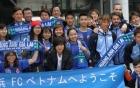 HLV của Yokohama lý giải việc để Tuấn Anh dự bị ở trận thua SHB.ĐN 3
