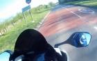 Tự ghi hình chạy mô tô quá tốc độ, tay lái trả giá bằng 2 năm tù