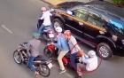 Bắt gọn băng cướp dàn cảnh đụng xe, cướp tài sản ở Sài Gòn