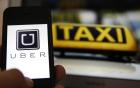 Uber Hà Nội tăng giá gấp 4 lần vì mưa lạnh