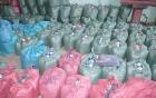 Bình Phước: Hãi hùng phát hiện 3.000 lít tương ớt không nguồn gốc