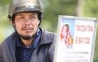 Người cha đi tìm con trai mất tích được tặng xe máy