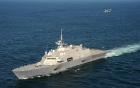 Video: Mỹ hạ thủy tàu chiến duyên hải mới nhất