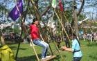 Những trò chơi dân gian cho trẻ em ngày Tết