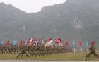 Màn đồng diễn võ thuật đẹp mắt của chiến sĩ Đặc công Việt Nam