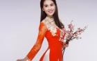 Mê mẩn với Ngọc Trinh, Linh Chi trong áo dài xuân