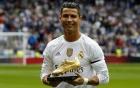 Ronaldo ấn định thời gian rời Real Madrid