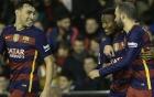 Thiếu M-N-S, Barca bị cầm hòa Valencia ở lượt về Cúp Nhà vua