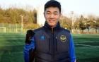 Xuân Trường chia sẻ về những ngày tập luyện cùng Incheon Utd