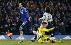 Pedro lập cú đúp, Chelsea vùi dập Newcastle tại Stamford Bridege