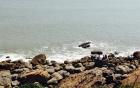 Biển Quỳnh hoang sơ và đẹp quyến rũ trong nắng xuân