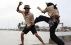 Dân mạng tố người giữ xe Yên Tử phạt dân như CSGT! 2