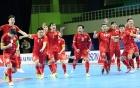 ĐKVĐ thế giới Brazil cũng từng bại trận trước ĐT Futsal Việt Nam 1