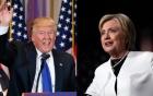 """Hillary Clinton, D. Trump thắng lớn trong ngày bầu cử """"Siêu thứ Ba"""""""