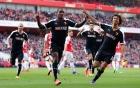 Tổng hợp trận đấu Arsenal 1-2 Watford: Trở thành cựu vương