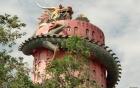 Tham quan ngôi đền rồng cuốn độc đáo tại Thái Lan