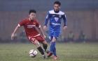 Công Vinh lập hat-trick, ĐT Việt Nam thắng đậm Than Quảng Ninh