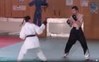 Top video hot ngày 21/3: Nữ võ sĩ karate đấu nam chiến binh đường phố