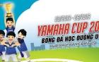 Lịch thi đấu vòng loại Cúp Yamaha 2016