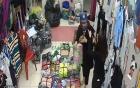 Top video hot ngày 10/01: Nữ quái xinh đẹp trộm tiền trong shop quần áo