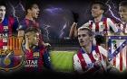 Lịch thi đấu và trực tiếp bóng đá hôm nay ngày 05/04: Barca vs Atletico