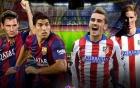 Kết quả trận đấu Barca vs Atletico: Tứ kết Champions League